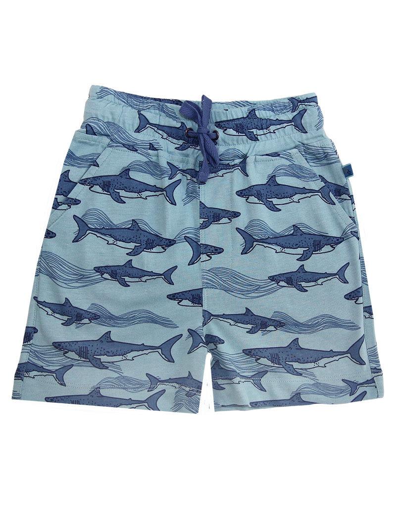 Enfant Terrible Enfant Terrible - Jersey Shorts Haidruck, jade/petrol (3-16j)