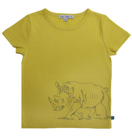 Enfant Terrible Shirt, Rhinozeros (3-16j)