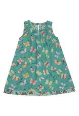 Enfant Terrible Enfant Terrible - Wendkleid Schmetterlinge-Mosaik, jade/helles jade (3-16j)