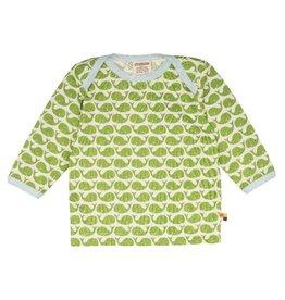 Loud+Proud Shirt, moose walvissen (0-2j)