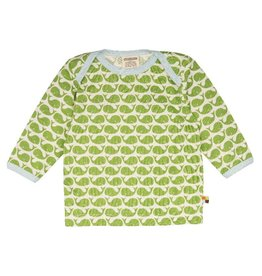 Loud+Proud Shirt, moose walvissen (3-16j)