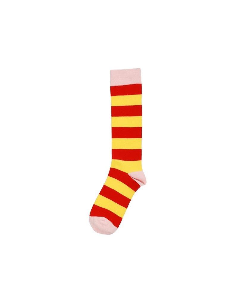 DUNS Sweden DUNS Sweden - kniekous, geel/rood (3-16j)