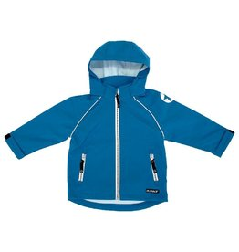 Villervalla Softshell jacket, water