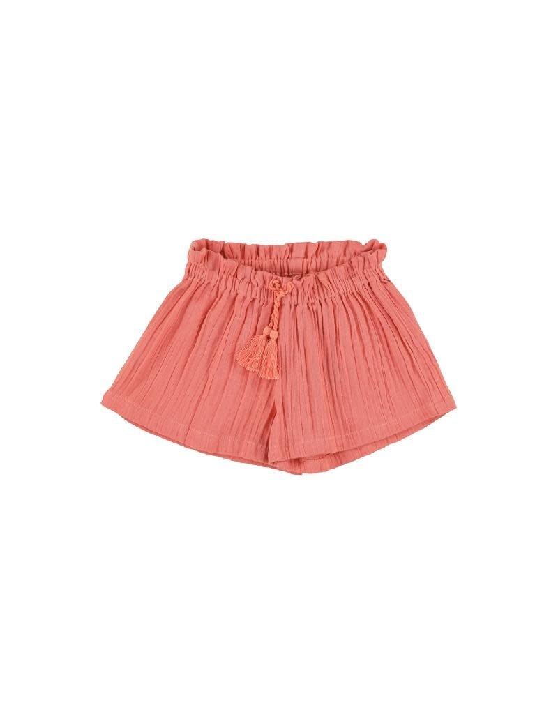 Lily Balou Lily Balou - Nanou Shorts, crabapple (3-16j)
