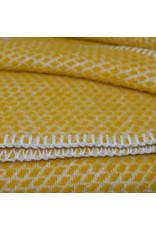 Pure Baby Love Pure Baby Love - Deken, wol, yellow, 100 x 150cm