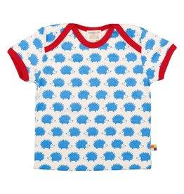 Loud+Proud T-shirt, sky egels (0-2j)