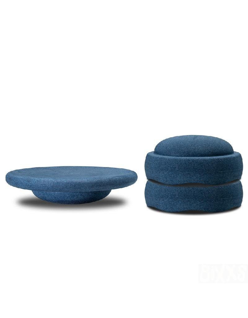 Stapelstein Stapelstein - Balance-set, schemerblauw