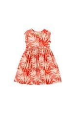 Lily Balou Lily Balou - Jozefien Dress, palm-leaves (3-16j)