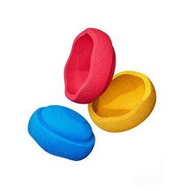 Stapelstein Stapelstenen, Primary colors, set van 3
