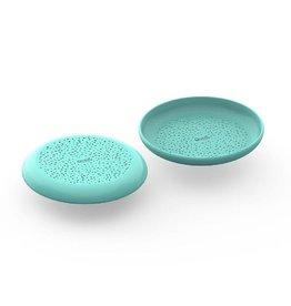 Quut Frisbee & zeef, vintage blue