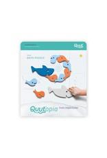Quutopia Quutopia - bath puzzle Shark