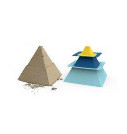 Quut Pira, vintage blue - deep blue - mellow yellow