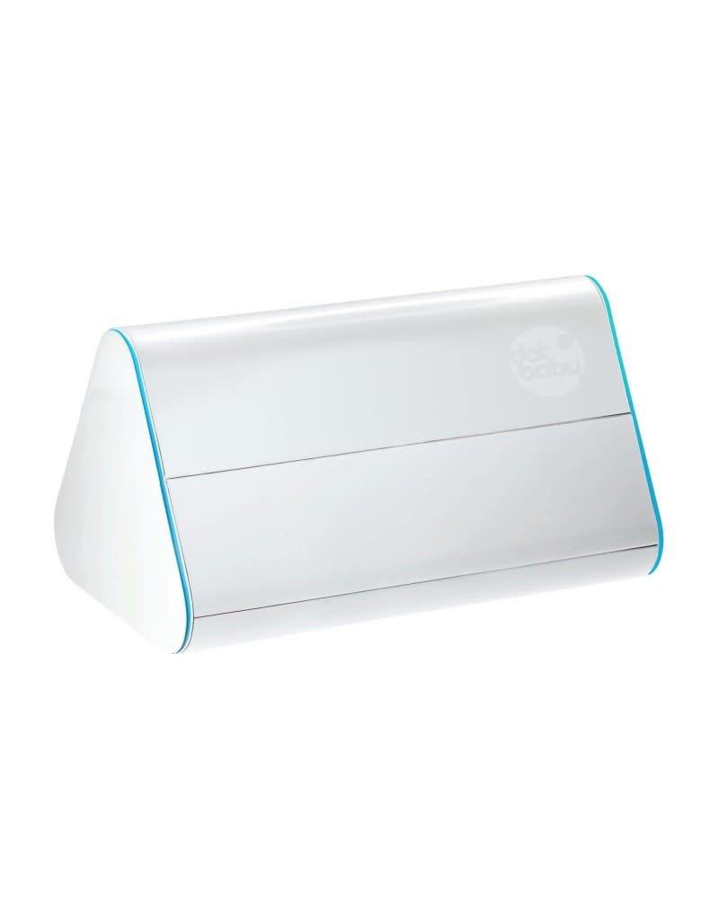 Dotbaby Dotbaby - dot.box doekjesverdeler, blue