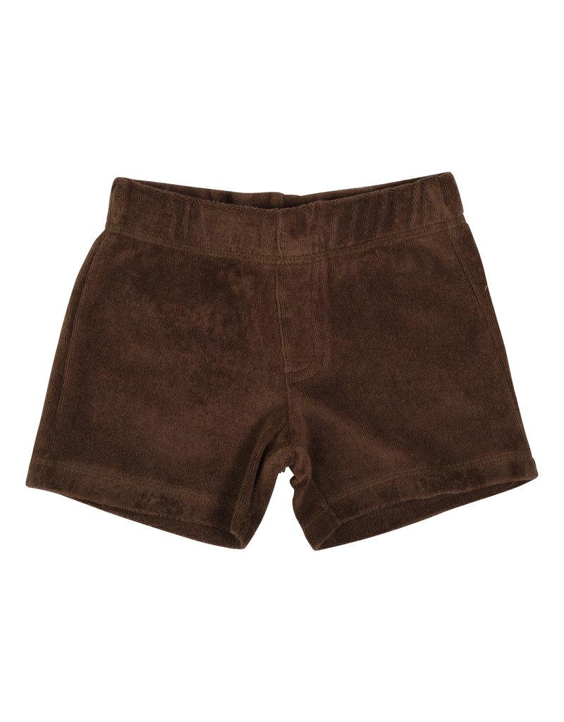 DUNS Sweden DUNS Sweden - Terry Short Pants, Shitake (3-16j)