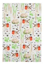 DUNS Sweden DUNS Sweden - Kitchen Towel, cotton/linen, Robin