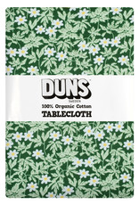 DUNS Sweden DUNS Sweden - Tablecloth 220 x 140cm, Wood Anemone Green