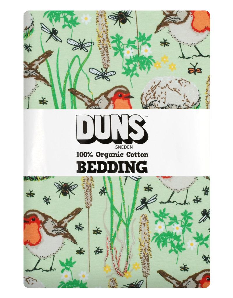 DUNS Sweden DUNS Sweden - Bedding 210x140cm, Nile Green
