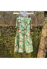 DUNS Sweden DUNS Sweden -Short Sleeve Skater Dress, Robin Nile Green (3-16j)