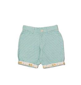 Little Green Radicals Short, Corn Silk Sunshine (0-2j)