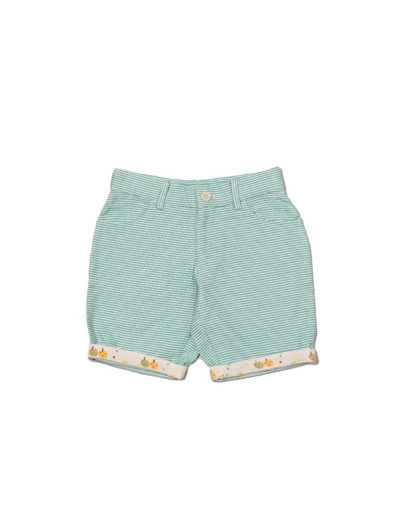 Little Green Radicals Little Green Radicals - Corn Silk Sunshine Shorts (3-16j)