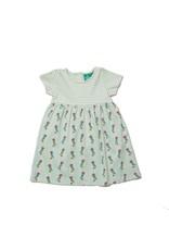 Little Green Radicals Little Green Radicals - Little Woodpecker Easy Peasy Dress (0-2j)
