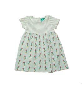 Little Green Radicals Kleedje,  Little Woodpecker (0-2j)