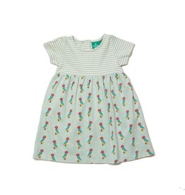 Little Green Radicals Kleed, Little Woodpecker (3-16j)
