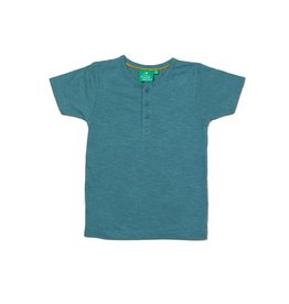Little Green Radicals T-Shirt, Storm Blue (3-16j)