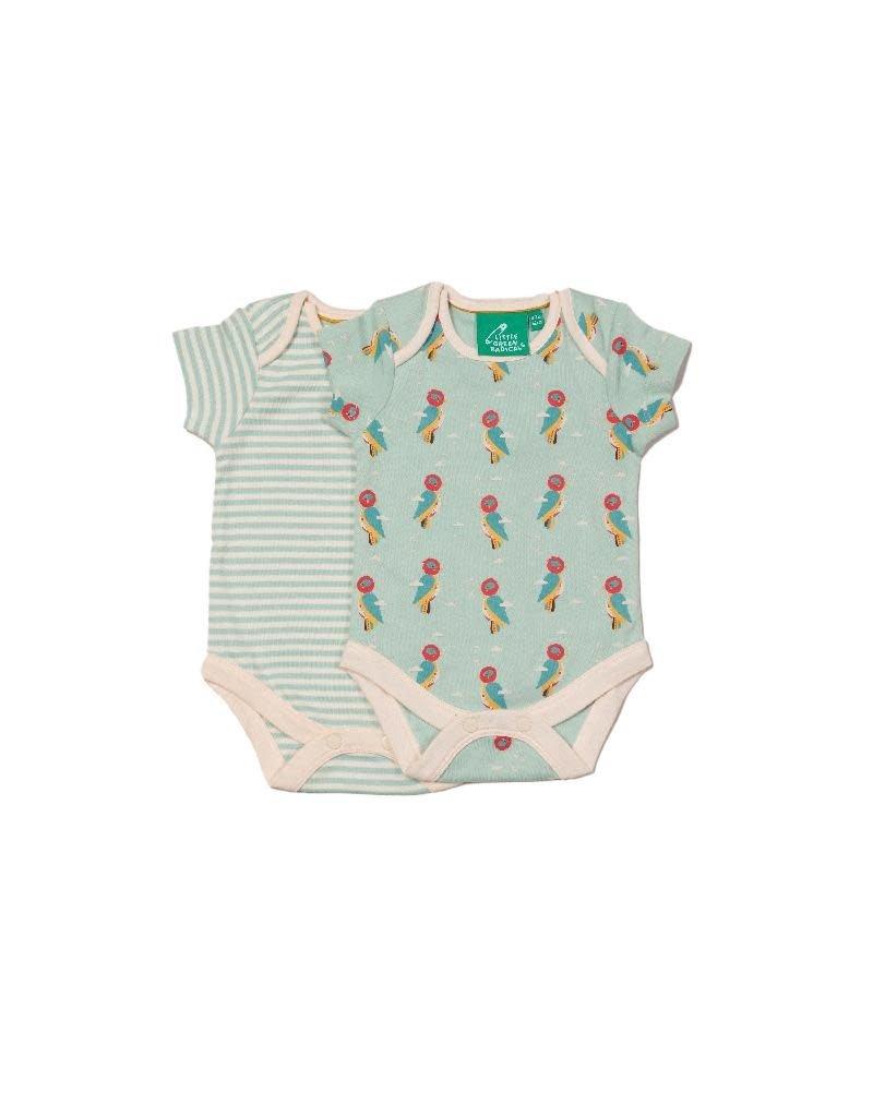 Little Green Radicals Little Green Radicals - Little Woodpecker Baby Body Set (0-2j)
