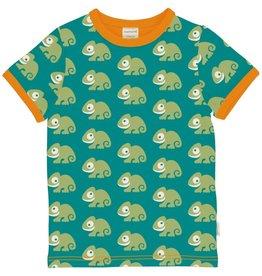 Maxomorra T-shirt, Chameleon (0-2j)