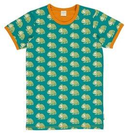 Maxomorra T-shirt adult, Chameleon