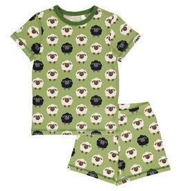 Maxomorra Pyjama Set, sheep (0-2j)