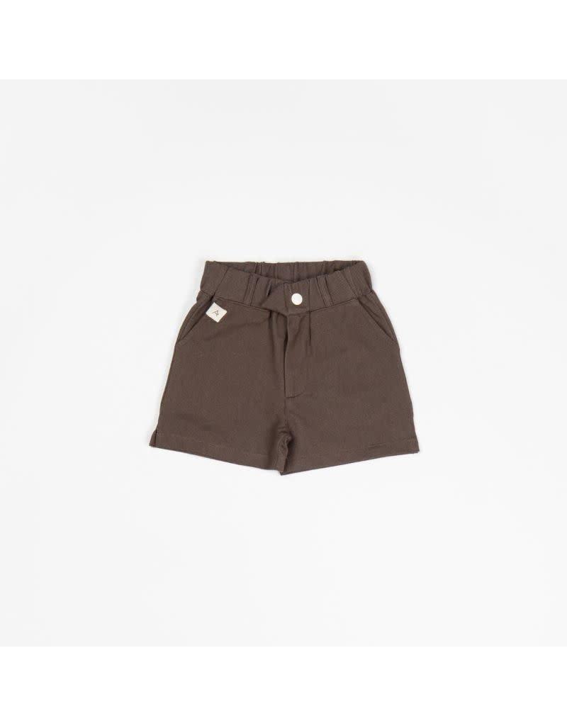 Alba of Denmark Alba of Denmark - My Grandfather's Shorts, Chocolate Brown (3-16j)