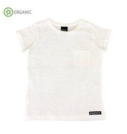 Villervalla T-shirt met zakje, marble (3-16j)