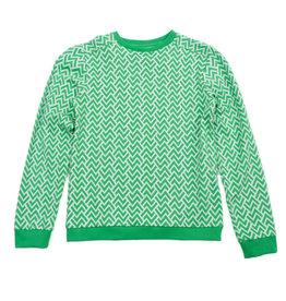Lily Balou Sweater, zigzag