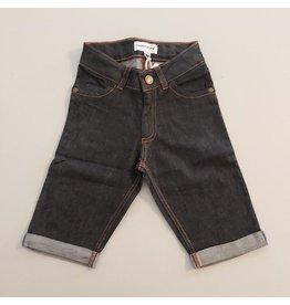 Maxomorra Jeansshort, dark denim blue (3-16j)
