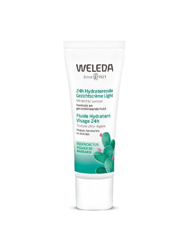 Weleda Weleda - 24h Hydraterende gezichtscrème vijgencactus light, 30ml