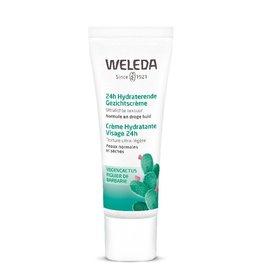 Weleda 24h Hydraterende gezichtscrème vijgencactus
