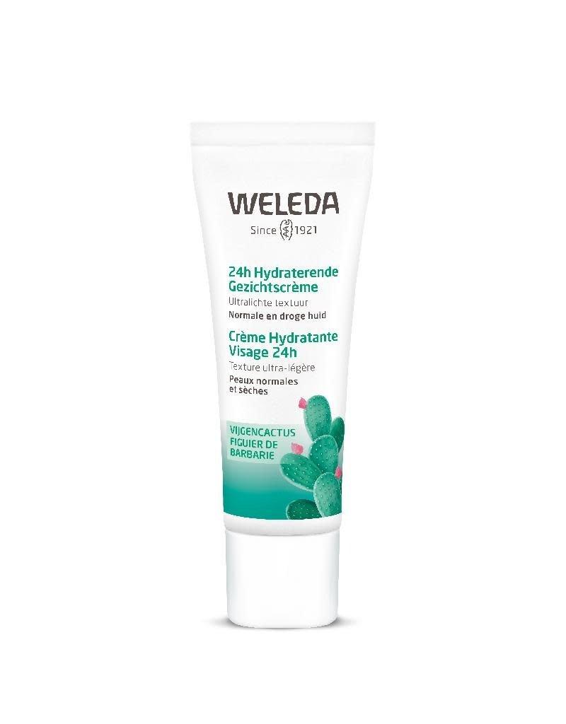 Weleda Weleda - 24h Hydraterende gezichtscrème vijgencactus, 30ml