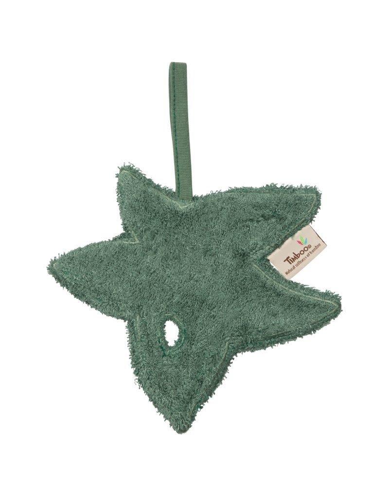 Timboo Timboo - Tuttendoekje blad, aspen green