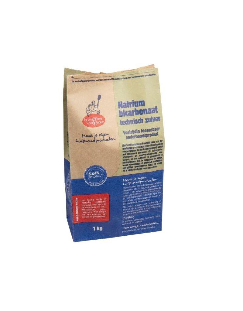 La droguerie écologique La Droguerie écologique - Natriumbicarbonaat, 1kg