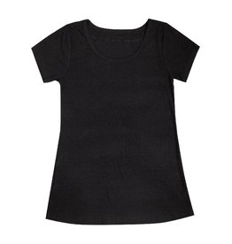 Joha T-shirt, zwart