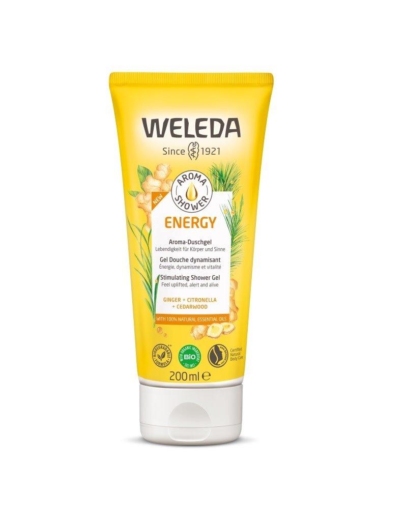 Weleda Weleda - aroma shower energy douchegel, 200ml