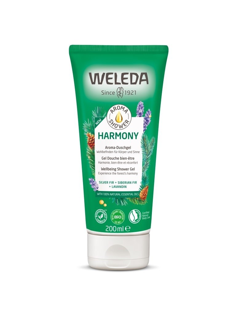 Weleda Weleda - aroma shower harmony douchegel, 200ml