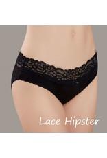 EvaWear EvaWear - Hipster Lace katoen