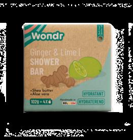 Wondr Shower bar, Ginger & Lime