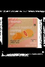 Wondr Wondr - Shampoo bar, Orange & Grapefruit