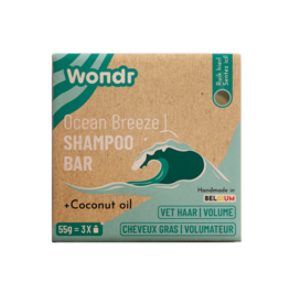 Wondr Shampoo bar, Ocean Breeze