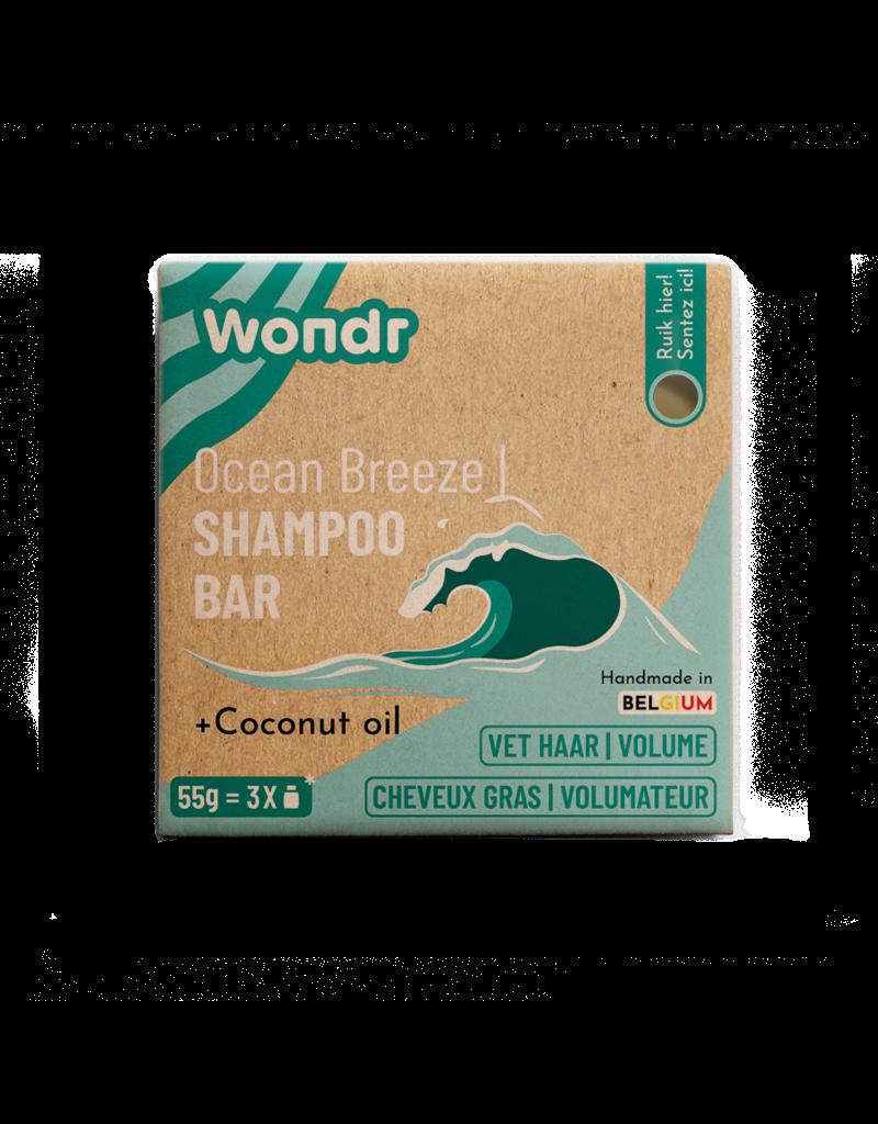 Wondr Wondr - Shampoo bar, Ocean Breeze
