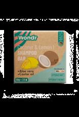 Wondr Wondr - Shampoo bar, Coconut & Lemon